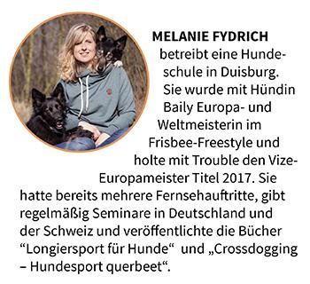 Melanie Fydrich
